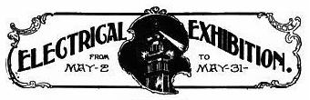 1898 Electrical Exhibition