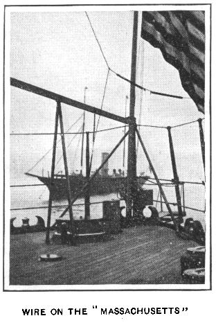 Deck of Massachusetts