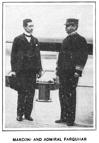 Marconi and Admiral