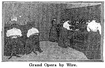 Opera by Wire