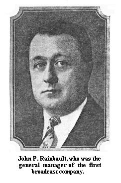 John P. Rainbault, GM