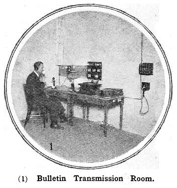 Bulletin Transmission Room