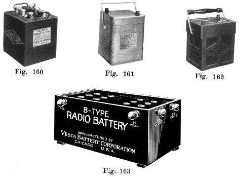 Vesta batteries
