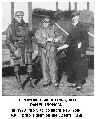 Maynard, Binns, and Frohman