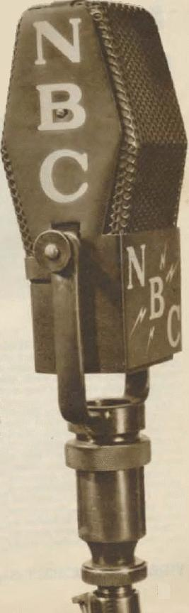 What is the early history of the National Broadcasting Company?