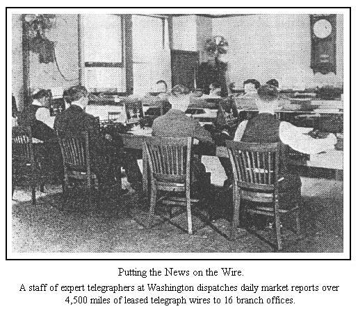 Washington Telegraphers