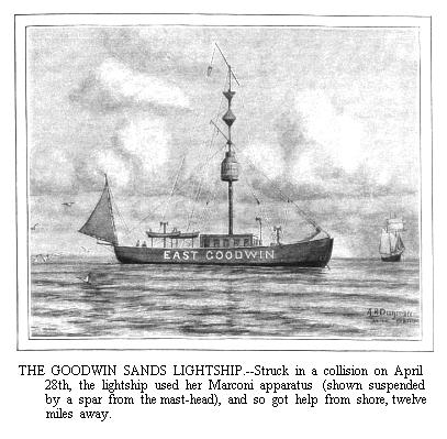 Goodwin Sands lightship