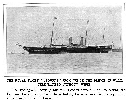 Royal Yacht Osborne