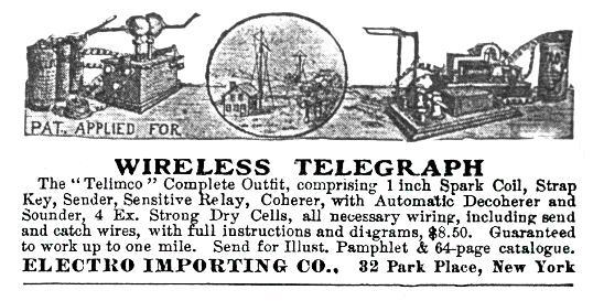 1905 Telimco ad